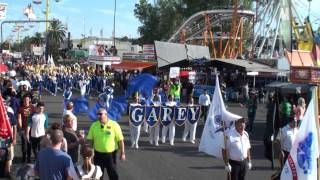 Garey HS - The Directorate - 2012 L.A. County Fair Marching Band Competition