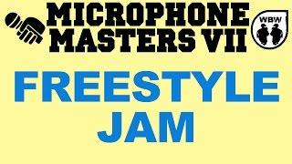 Freestyle Jam @ Microphone Masters 7 @ Flint, Trzy-Sześć, Muflon, Theodor, Rufin MC, Solar, Gospel