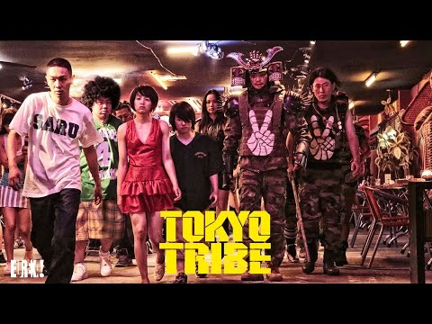 TOKYO TRIBE Theatrical Trailer