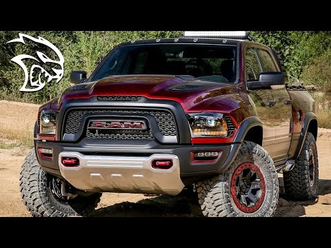 Luxury Ram Rebel TRX Concept  Doovi