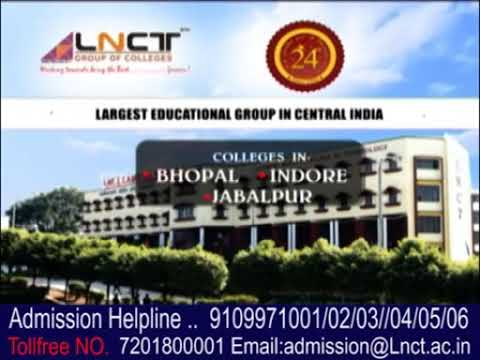 LNCT The Best College In MP