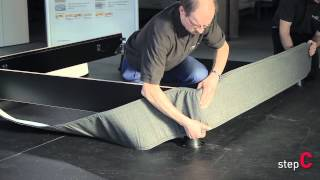Swissflex assembly instructions - swissbed silhouette cover
