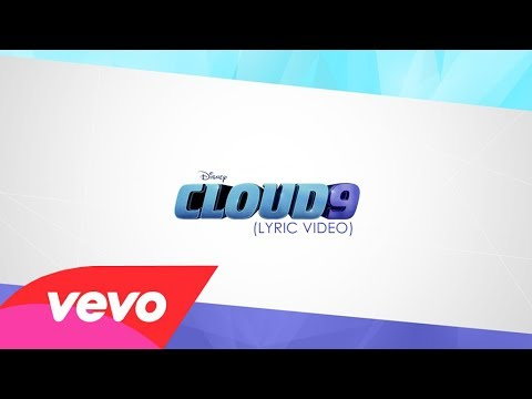 Dove Cameron and Luke Benward - Cloud 9 (Lyric Video)