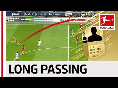 EA SPORTS FIFA 18 - Top 10 Best Long Passers: Thiago, Weigl & More