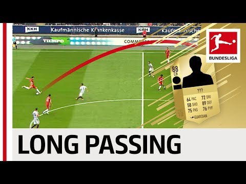 EA SPORTS FIFA 18 – Top 10 Best Long Passers: Thiago, Weigl & More