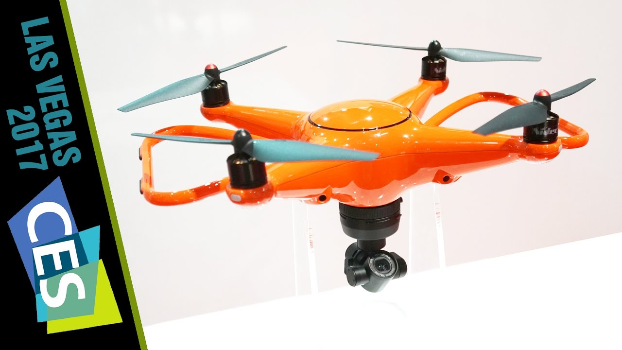 At Ces Autel Robotics Offers New Cameras And New Ideas Youtube