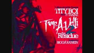 Tity Boi - Up in smoke (Official Audio)