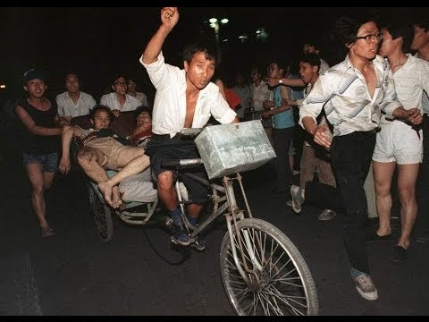 Tiananmen Square: Watch The 1989 Report On The Crackdown