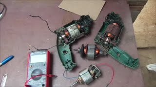 Como testar bobinas e induzidos + Cezar Cemak