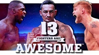 FIGHTERS ARE AWESOME 13  ᵇᵐᵗᵛ ( december recap )