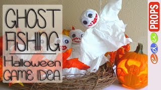 Halloween Ghost Fishing Game _ Spooky Game Ideas For Halloween Activities And Parties | Edu Props