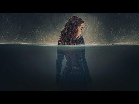 Under Water With Rain Effect Photoshop Manipulation Tutorial | Dark Photo Effects