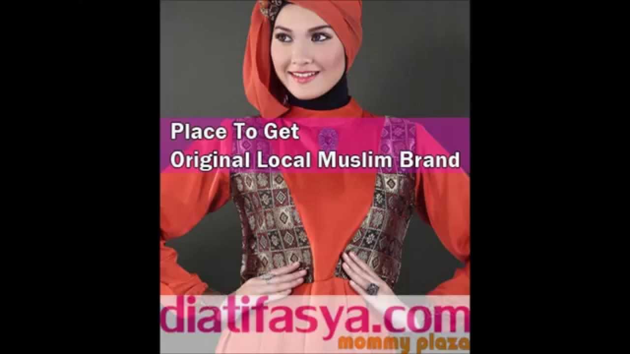 Trend Busana Muslim 2015 Tren Baju Muslim Terbaru 2015 Hijab Fashion Style 2015 Youtube