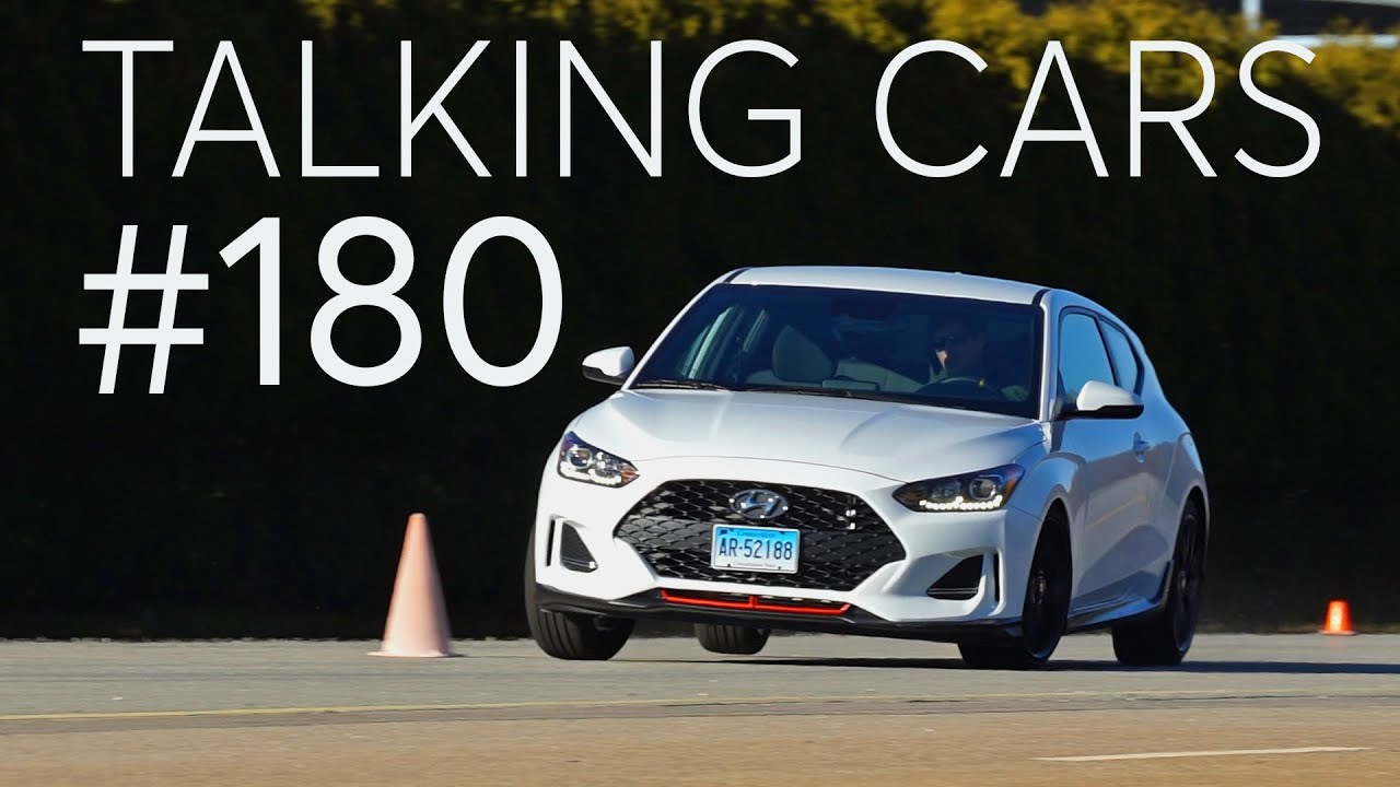 2019 Hyundai Veloster Test Results Gm Drops Sedans Talking Cars