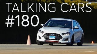 2019 Hyundai Veloster Test Results; GM Drops Sedans | Talking Cars with Consumer Reports #180