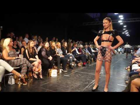 Secret Fashion Show 2016 am 09.05.2016 @ Eisbach Studios München