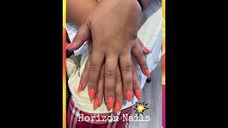 Summer Vibes  Horizon Nails/Da…