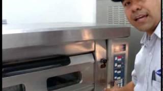 Recomendaciones De Uso: Horno Industrial Para Panadería Y Pastelería Tornado, De Pallomaro