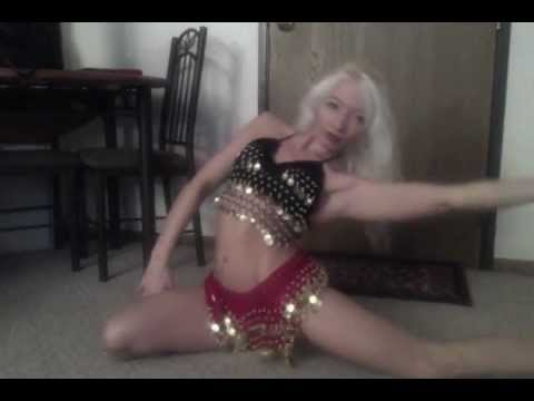 FLOOR Belly-Dancing to TURKISH SONG #2