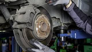 нас нагло обманывают при осмотре тормозных дисков. Их не нужно так часто менять