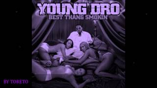 Young Dro - Shoulder lean (Chopped and screwed)