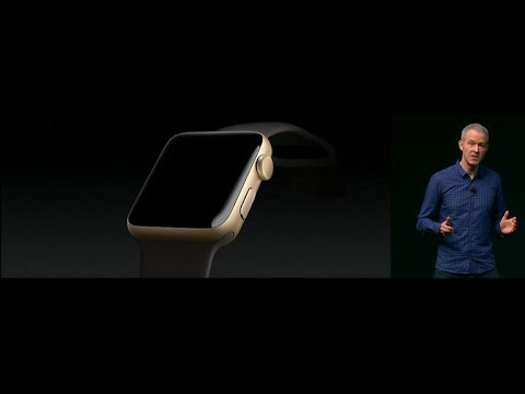 Apple revamps Watch with water resistance and built-in GPS (CNET News)