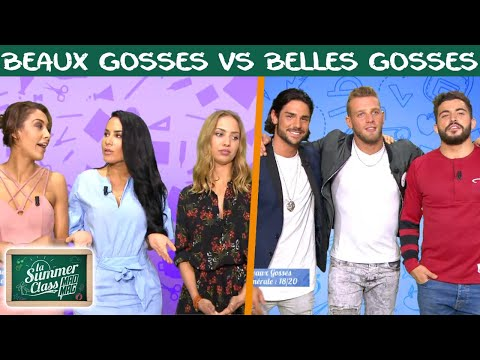 Summer Class du 20/07/2017 : Beaux gosses vs Belles gosses