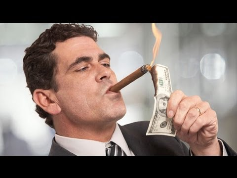 Study: Rich People Are More Entitled & Narcissistic