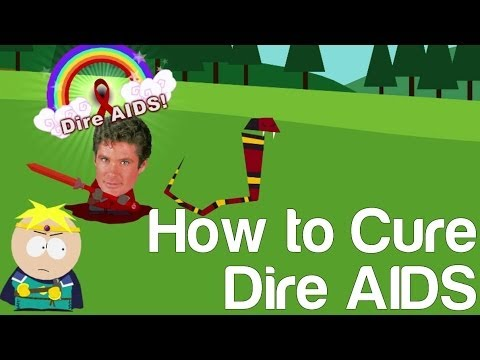 How to Cure Dire AIDS in South Park the Stick of Truth | WikiGameGuides