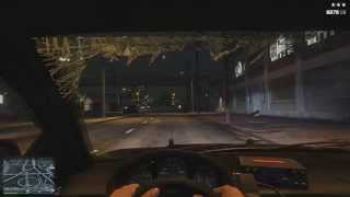 """Grand Theft Auto V - First Person Mode  PS4 Gameplay """"GTA 5"""" Preview (HD)"""