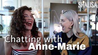 ANNE-MARIE & BAD HABITS, AWKWARD moments & MUSIC