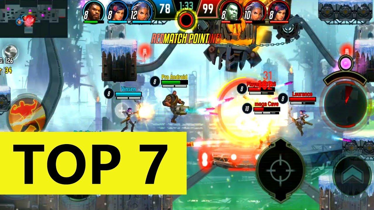 Mejores Juegos Android 2018 Top Nuevos Gratis Online Y Sin