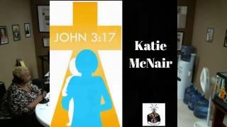 Community Conversations April 6, 2017 with Katie McNair