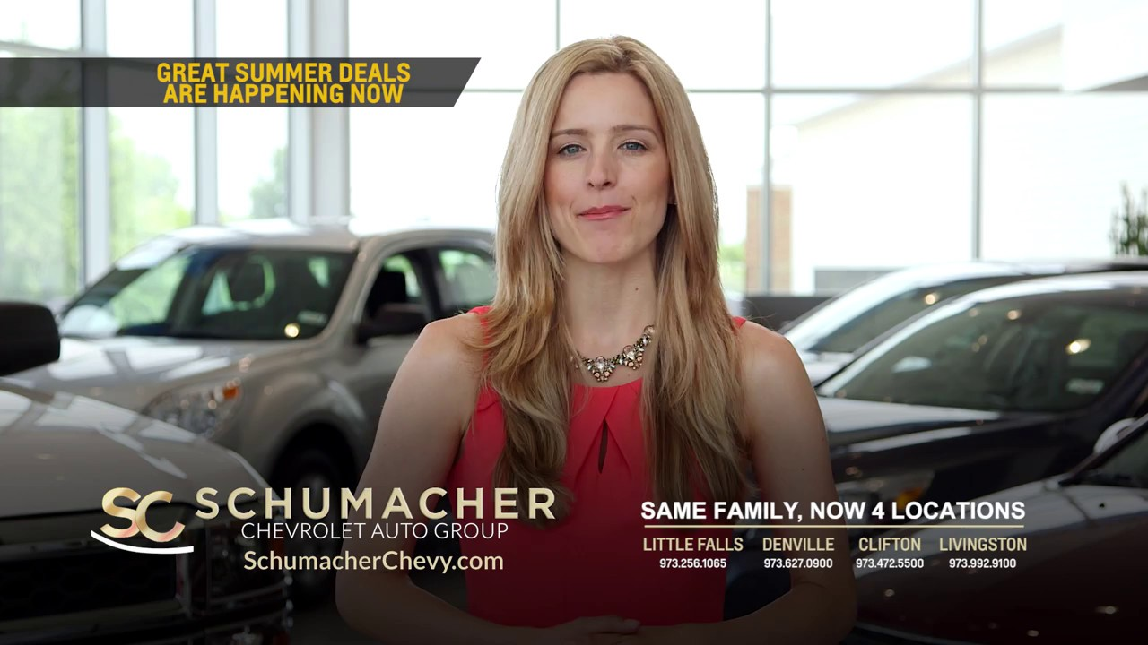 June 13 Lease Specials from Schumacher Chevrolet Auto Group | schumacher chevrolet