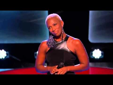 Sisaundra Lewis -Aint No Way ( Blind Audition) Full