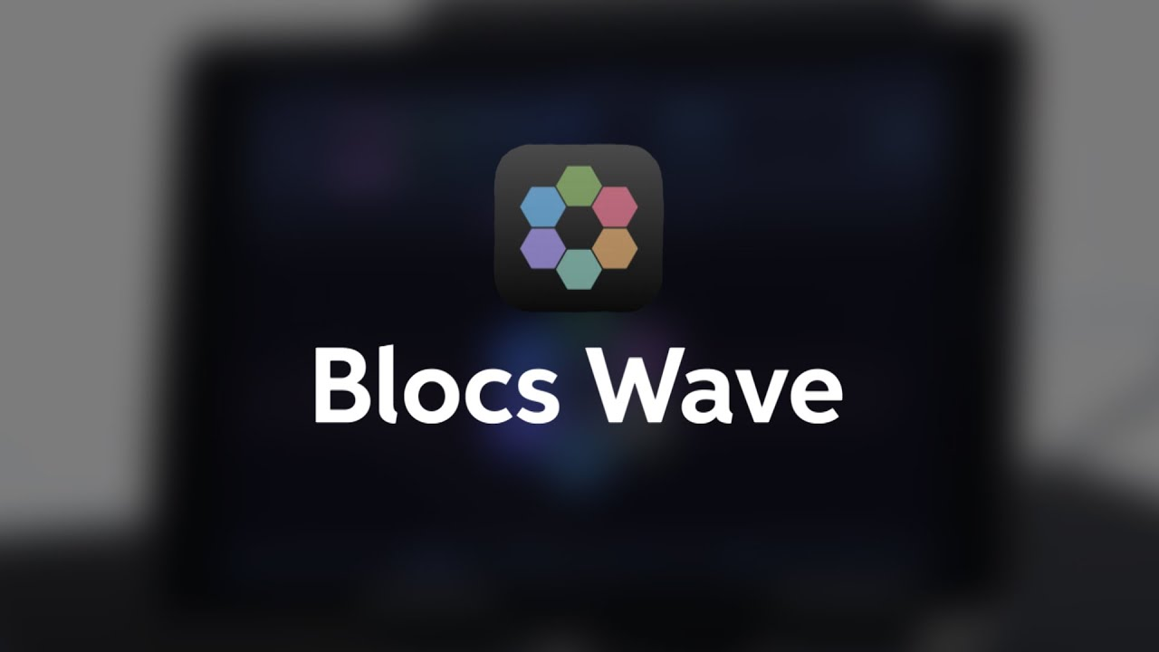311e89c62f1 Novation Blocs Wave App Review by Sweetwater - YouTube