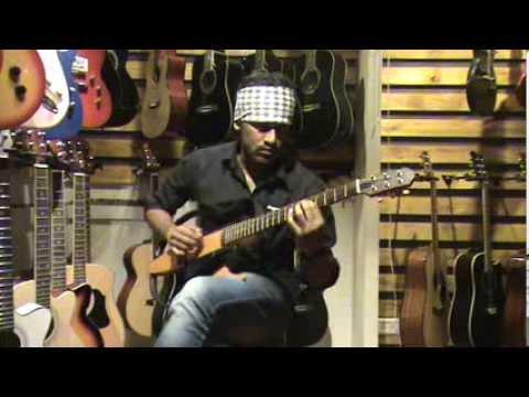 Phir mohabbat(Murder 2)Guitar solo Likhith Kurba