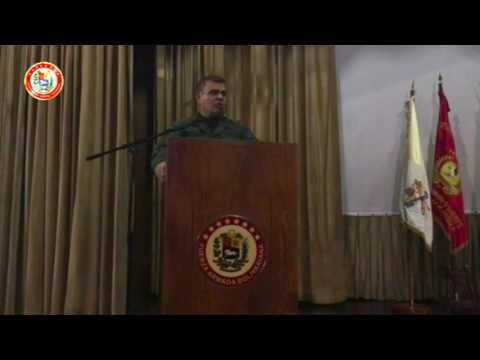 GJ Vladimir Padrino López en el 1er Encuentro Nacional de Capellanes del Ordinariato Militar 2017