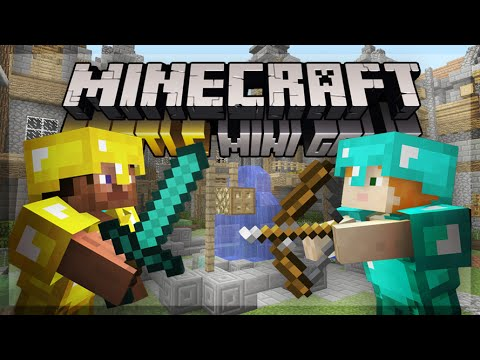 Glide Mini Game on Consoles Tomorrow | Minecraft