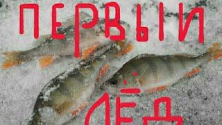 26.11.17г. Рыбалка по первому льду в Коломне. Лучше б сидели дома !!!