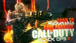 IK ZIT VAST! - Road to Care Package Mothership #3 (COD: Black Ops 3)