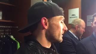 Seahawks kicker Blair Walsh talks about 52-yard field goal miss in final seconds against Atlanta
