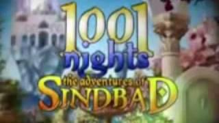 Az 1001 éjszaka meséi-Szinbád kalandjai-Hidden Object-Magyar nyelvű