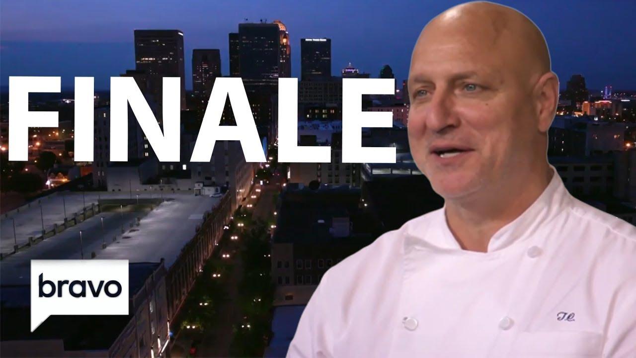 The Final Knockout On Last Chance Kitchen Bravo Youtube