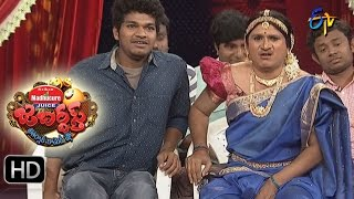 Jabardasth - Rocket Raghava Performance - 25th February 2016 - జబర్దస్త్