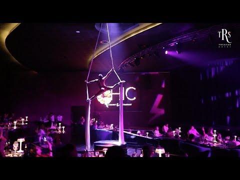 Chic Cabaret & Restaurant - TRS Yucatan Hotel