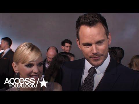 Chris Pratt On Getting Naked For 'Passengers' Sex Scene: 'I've Always Been A Nudist'