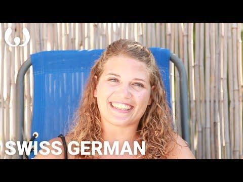WIKITONGUES: Dessire speaking Swiss German