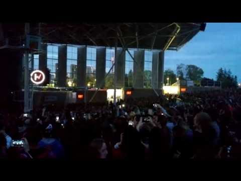 twenty one pilots |-/ Molson Canadian Amphitheatre, Toronto - Ode to Sleep (4K)