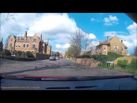 A drive around the Southend-on-Sea area